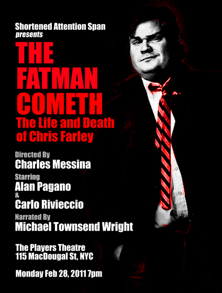 Michael Townsend Wright narrated The Fatman Cometh