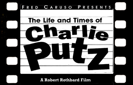 Michael Townsend Wright stars in The Life and Times of Charlie Putz